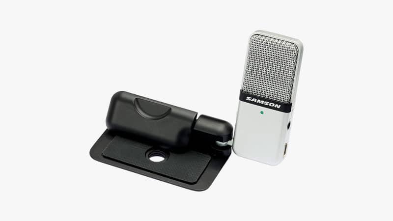 Samson Go Mic Portable USB Condenser Microphone-List