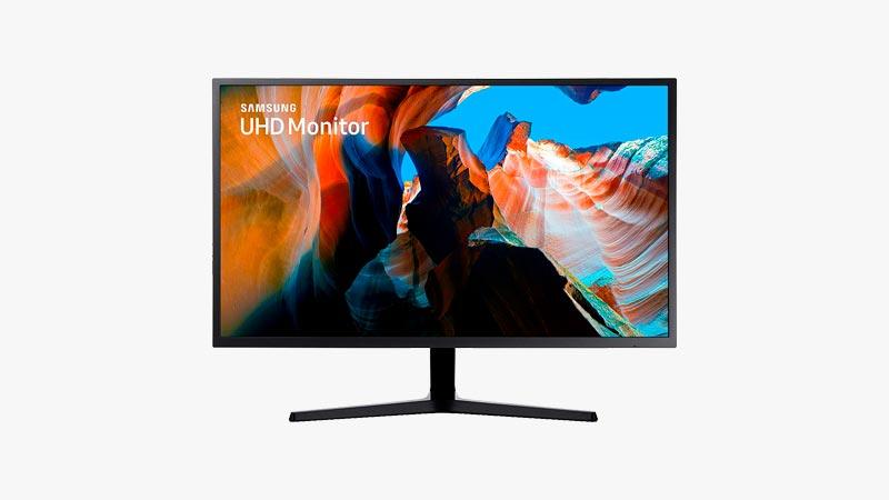 Samsung 32-Inch UJ59 UHD 4K Gaming Monitor