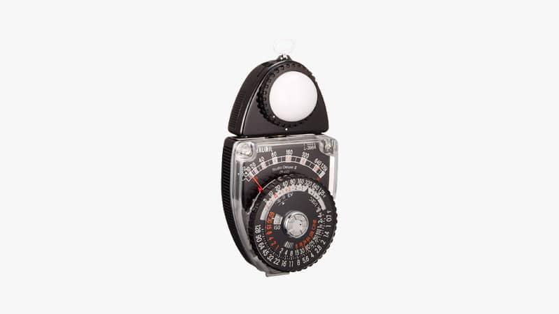 SekonicL-398ALight Meter Studio Deluxe III (401-399)