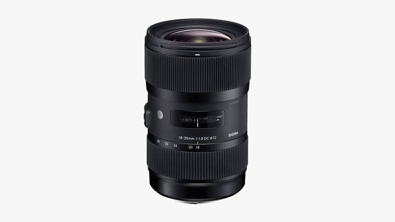 Sigma 18-35mm F1.8 Art DC HSM