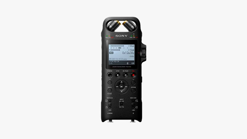 Sony PCM-D10 Portable Studio Recorder