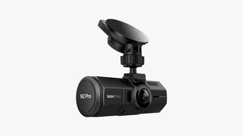 Vantrue N2 Pro Uber Dual Dash Cam List