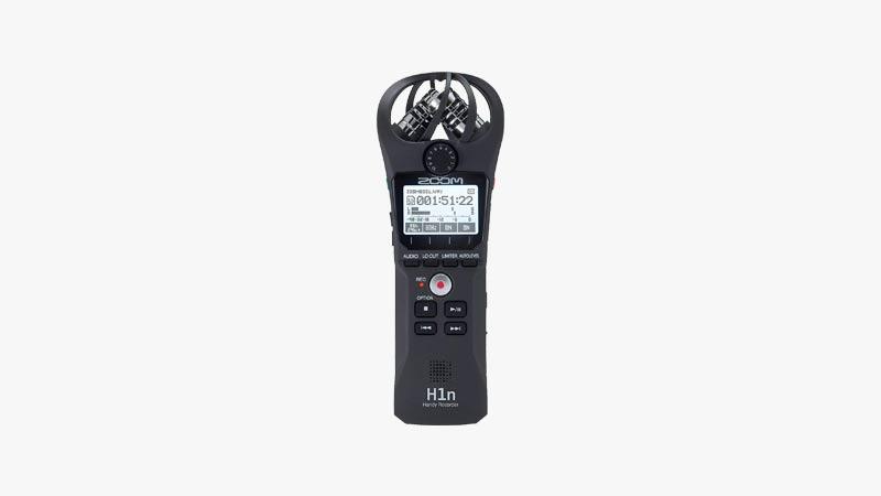 Zoom H1n Portable Digital Recorder