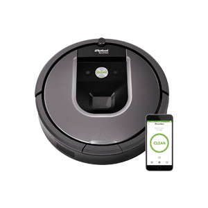 iRobot Roomba 960 Robot Vacuum with Wi-Fi Connectivity Thumbnail