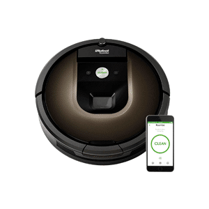 iRobot Roomba 980 Robot Vacuum with Wi-Fi Connectivity Thumbnail