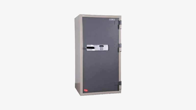 Hollon HS-1400E Fireproof Office Safe