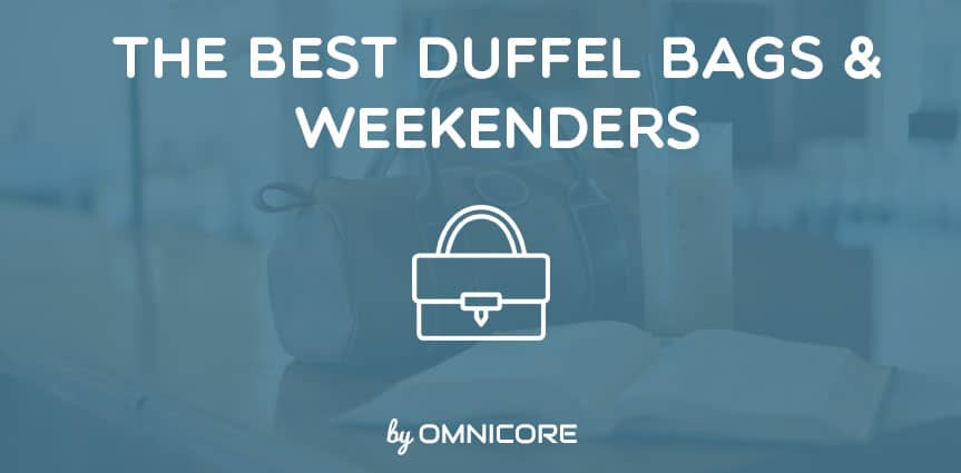 The Best Duffel Bags and Weekenders Thumbnail