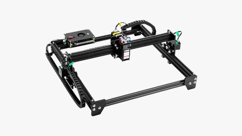 FoxAlien LE-4040 Desktop Laser Engraver List