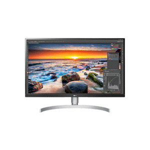 LG 27UK850-W 27″ 4K UHD IPS Monitor Thumbnail