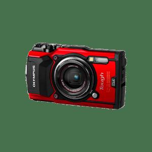 Olympus TG-5 Waterproof Camera Table