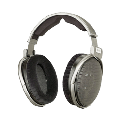 Sennheiser HD 650 Open Back Professional Headphones Table