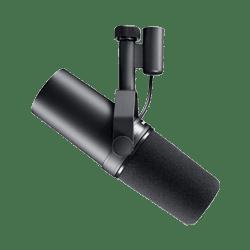 Shure SM7B Cardioid Dynamic Microphone Table