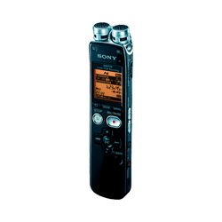 Sony ICD-SX712 Digital Flash Voice Recorder Table