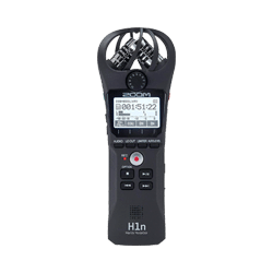 Zoom H1n Portable Recorder Table