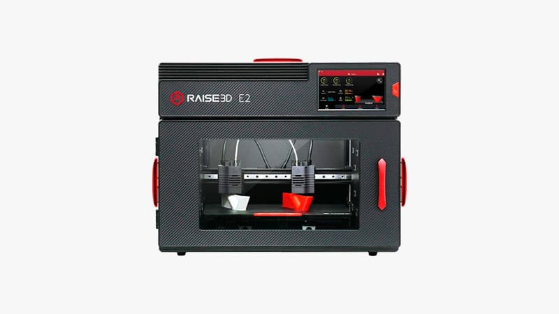 Raise3D E2 Desktop 3D Printer List