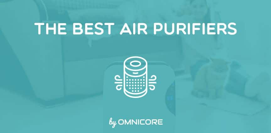 The 14 Best Air Purifiers For Every Budget [Office + Home]