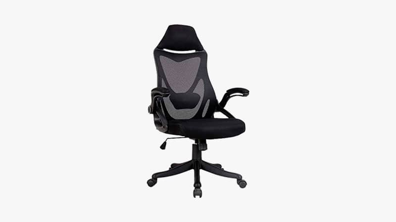 Berlman Ergonomic High Back with Adjustable Armrest List