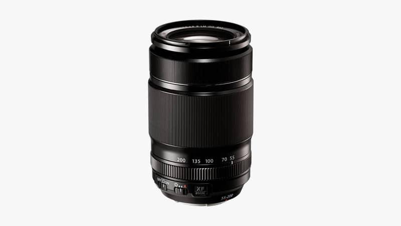 Fujifilm Fujinon XF55-200mmF3.5-4.8 R LM OIS