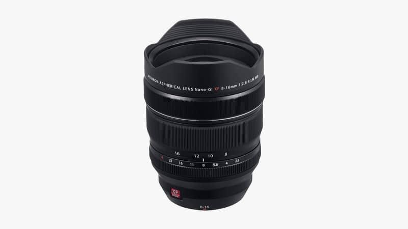 Fujifilm Fujinon XF8-16mmF2.8R LM WR Lens