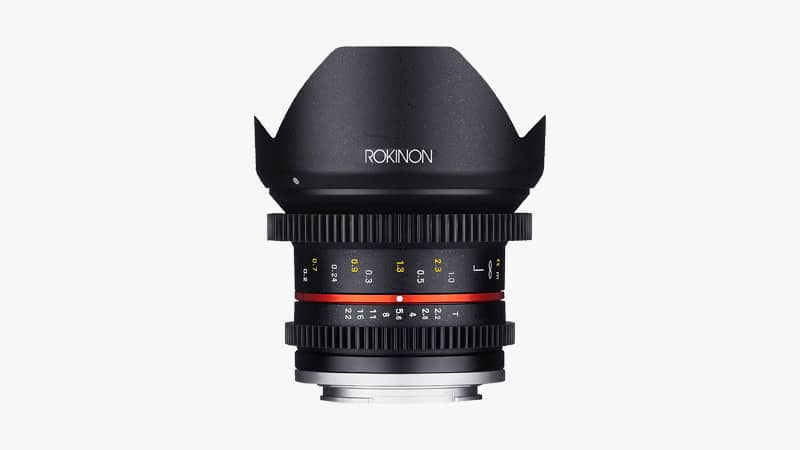 Rokinon Cine CV12M-FX