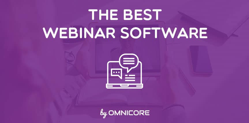 The Best Webinar Software Thumbnail