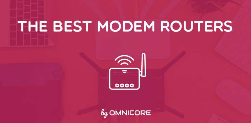 Best Modem Routers Featured Image