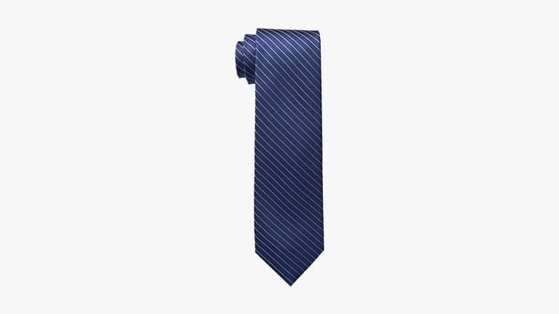 Calvin Klein Men's Navy Tie