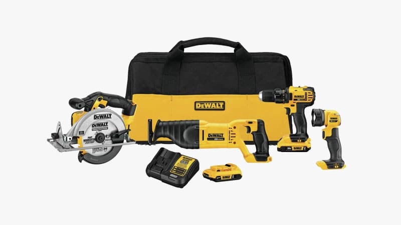 DEWALT 20V MAX Combo Kit