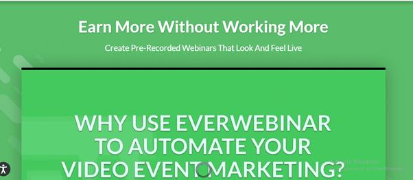 EverWebinar Home Page