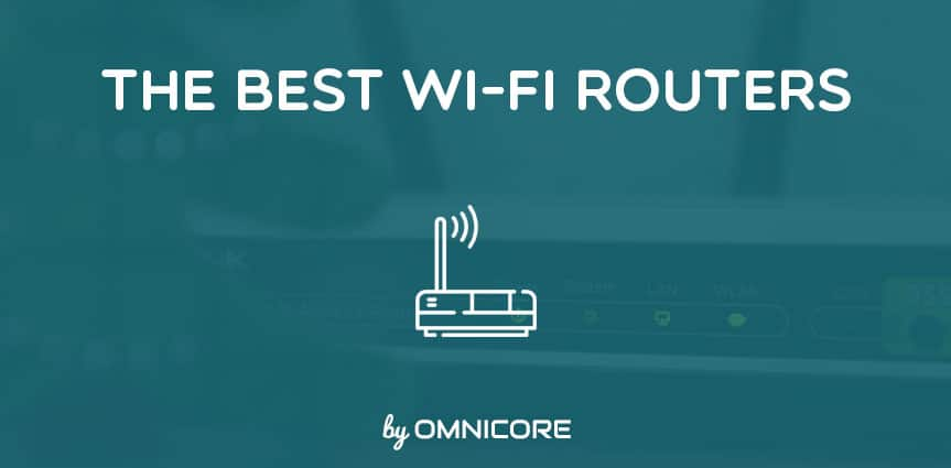 Best WiFi Routers Featured Image
