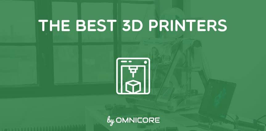 Best 3D Printer Featured Image