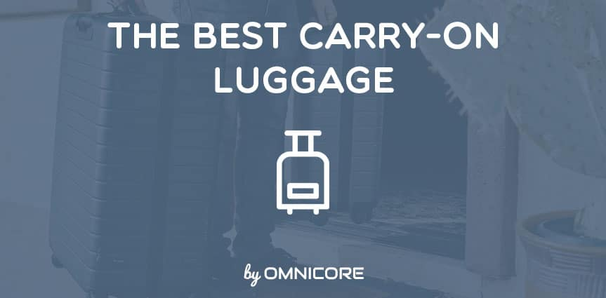 Best Carry On Luggage Featured Image