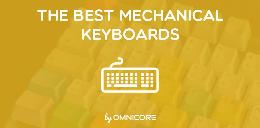 Best Mechanical Keyboard Featured Image