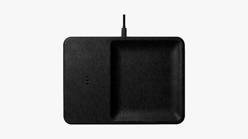 Courant Wireless Charger and Organizer List
