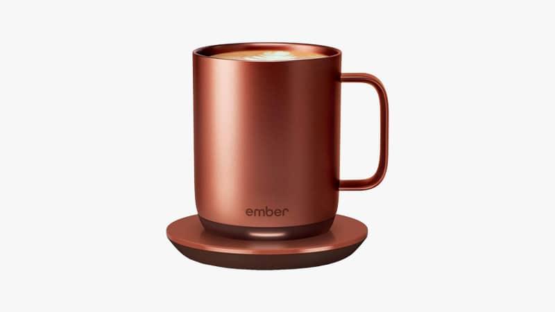 Ember Temperature Control Smart Mug List