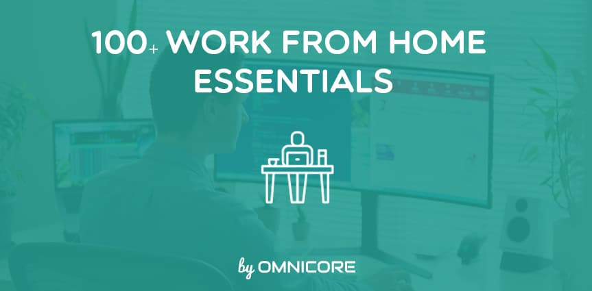 Work From Home Essentials Featured Image