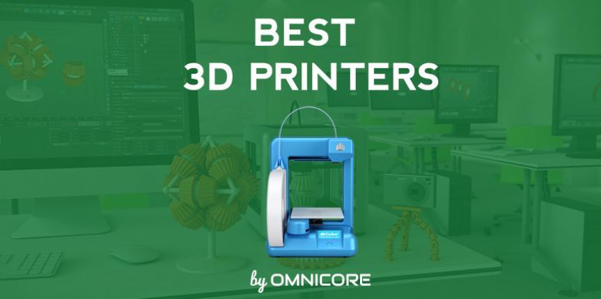 Top 10 Best 3D Printers 2015 including Editors Pick