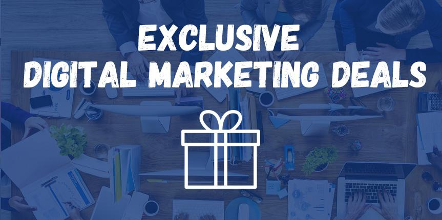 Launching Exclusive Digital Marketing Discount Deals for Our Readers
