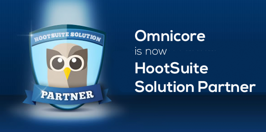Omnicore is now a HootSuite Solution Partner