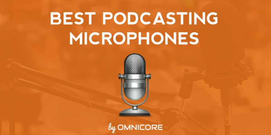 The Top 10 Podcasting Microphones for 2015