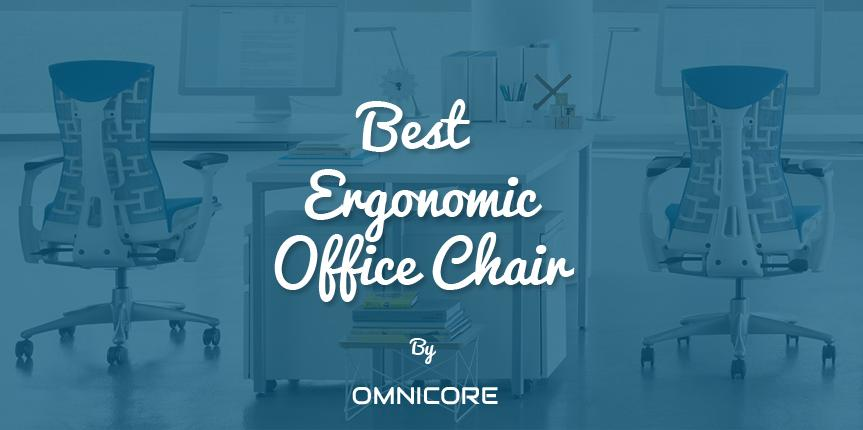 Top 11 Best Ergonomic Office Chairs 2016